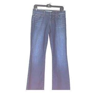 Joes jeans honey cut size 28 EUC